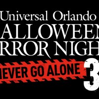 Fight in Queue of Halloween Horror Nights Haunted House Caught on Camera