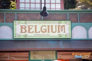Epcot International Food and Wine Festival 2014 - Belgium