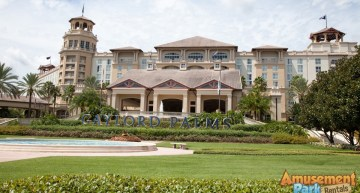 Gaylord Palms Resort in Orlando, Florida