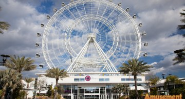 The Eye of Orlando Ferris Wheel