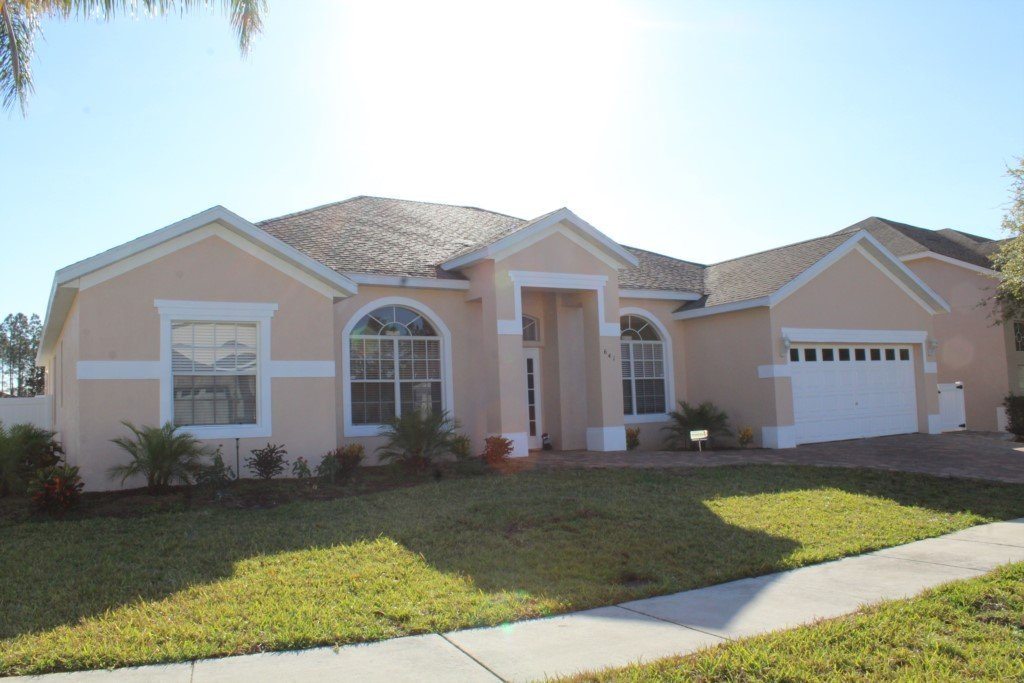 1 Orlando vacation rental home OPS641HR - exterior