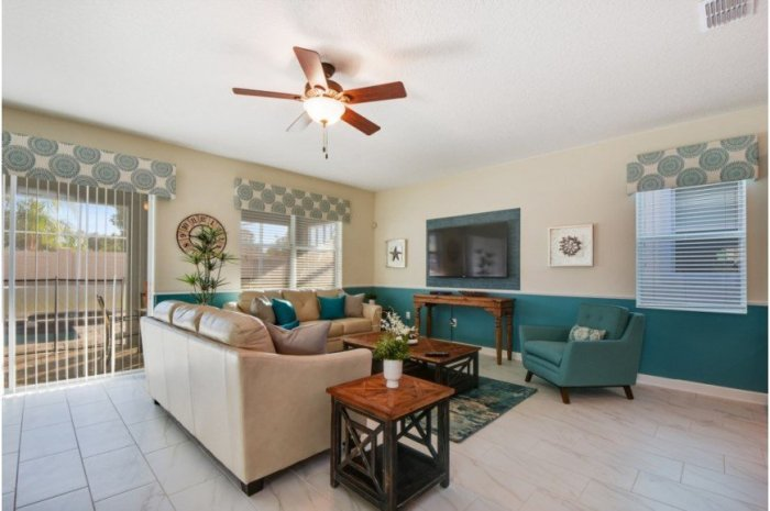 Orlando vacation home in Champions Gate
