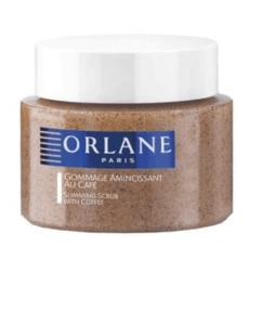Orlane Body Tělový Peeling Coffee Slimming Scrub with Coffee