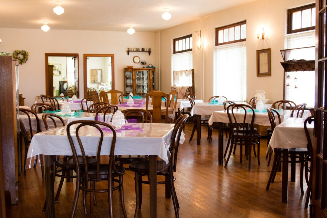 Orleans Hotel B&B Dining Room