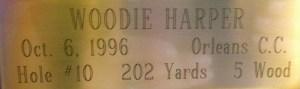 Woodie Harper