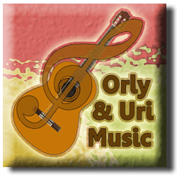 Link - Uri & Orly Music channel