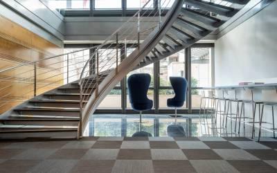UICC – Nouvel aménagement