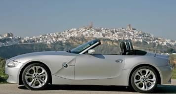 BMW Z car
