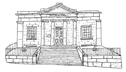 Ormskirk Heritage Trail - The Dispensary