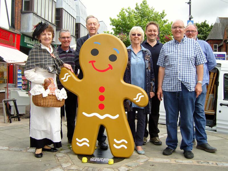 Ormskirk Gingerbread Festival 2017 9
