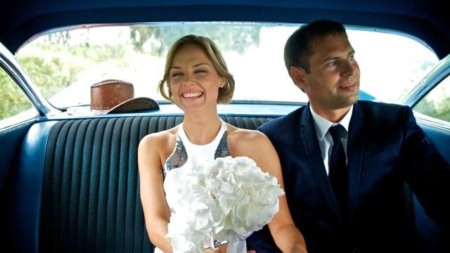 Wedding in Color