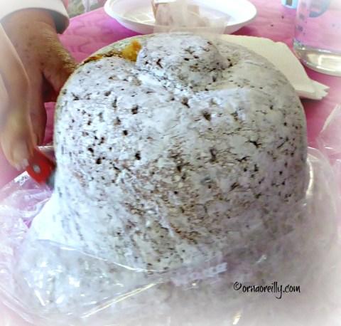 Campana di Pasqua - Easter Bell Cake