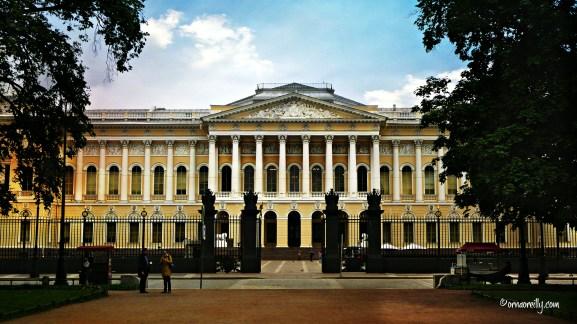 Mikhailovsky Palace and Russian Museum