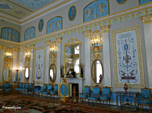 Blue Room, Catherine Palace