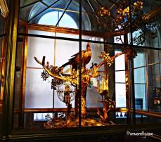 Hermitage Museum. Peacock Clock