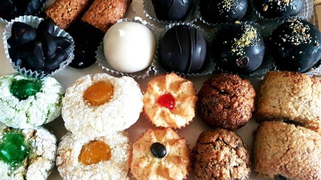 Cakes from Ceglie Messapica