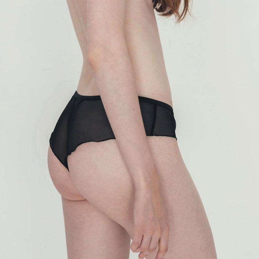 variable  Cheeky Panty   Black