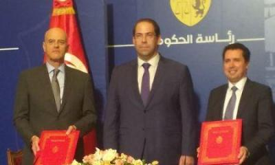 Tunisie : Eni prolonge son accord de collaboration avec la gouvernement en rapport avec le gazoduc Trans-tunisien