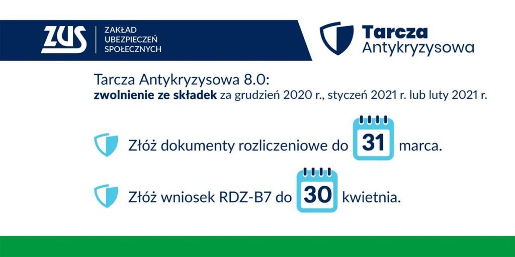 Grafika - Tarcza Antykryzysowa 8.0