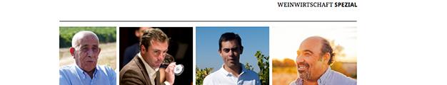 Pablo del Villar, pionero de la D.O. Rueda según la prestigiosa revista alemana WeinWirtSchaft