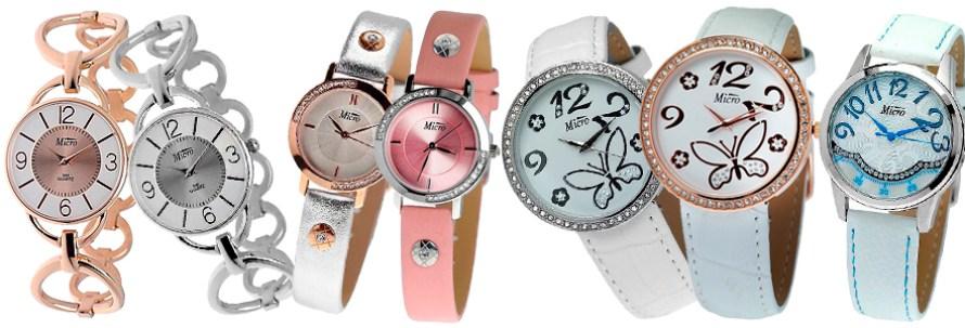 Relojes Micro para mujer