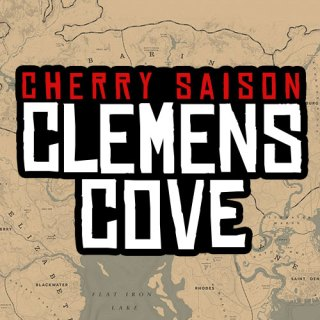 CLEMONS COVE CHERRY SAISON