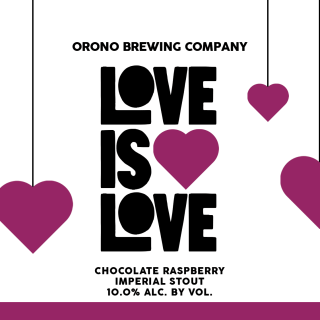 LOVE IS LOVE IMPERIAL STOUT