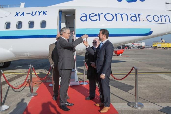 Aeromar Renueva su Flota con aviones sustentables, cómodos y modernos