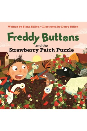 Freddy Buttons and the Strawberry Patch Puzzle