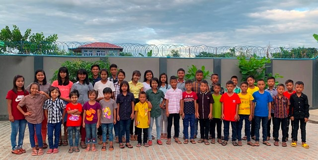 Myanmar Children