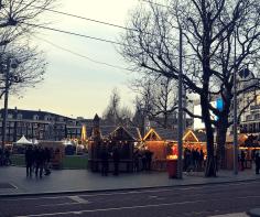 Christmas market Rembrandt plein