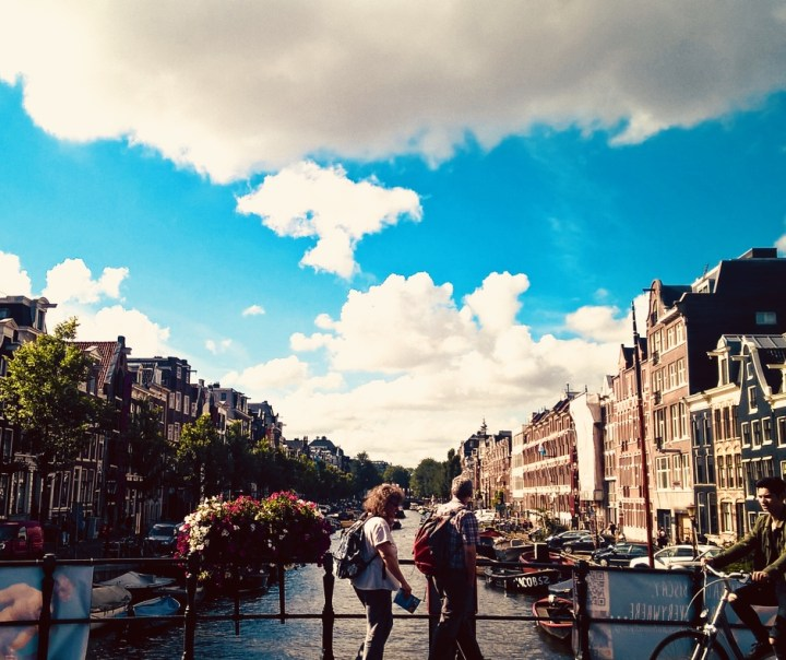 Who doesn't want to go to Amsterdam?