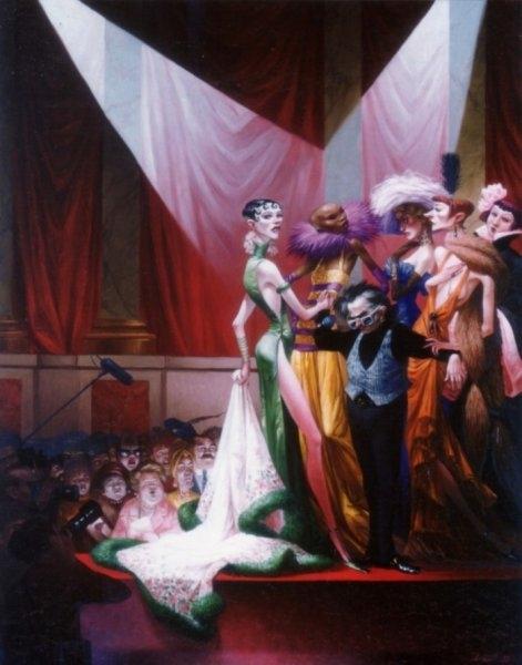 Podium, Thierry Bruet