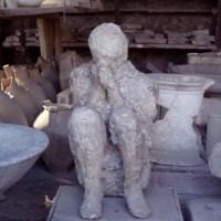 Voor eeuwig versteend: 13 vluchtelingen uit Pompeii