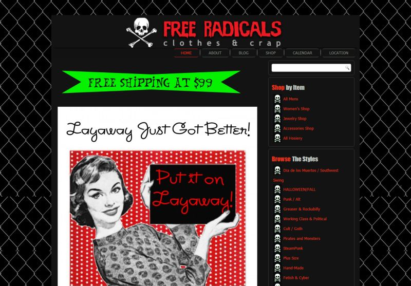Free Radicals HQ