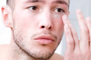 ingredients_to_look_for_in_your_eye cream_male_Herbe Sois Calming Moisturizer_Organic Radiance Skincare