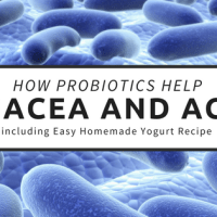 How_Probiotics_Help_Rosacea_Acne_Homemade_Yogurt_Recipe