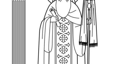 قال القديس كيرلس عامود الدين عن العذراء مريم