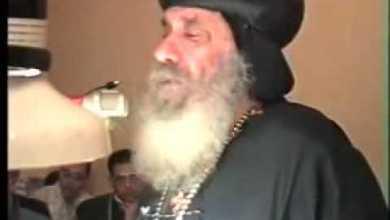 الشيطان رئيس هذا العالم † سؤال للبابا شنوده الثالث † 1997