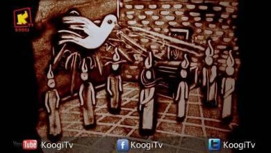 شقاوة رمل - الحلقه 19 - عيد العنصرة - قناة كوجى القبطيه الأرثوذكسية للأطفال