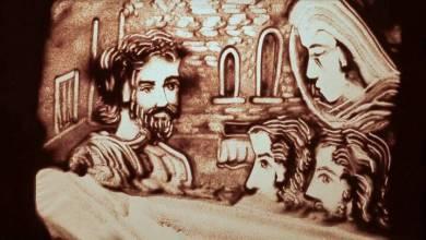 شقاوة رمل - الحلقه 28 - معجزة إقامة طابيثا من الموت - قناة كوجى القبطية الأرثوذكسية للأطفال