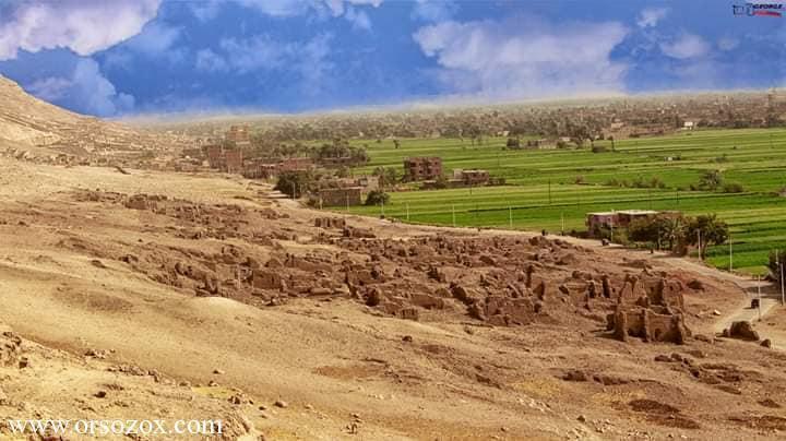 دير مارمينا المعلق، هو واحد من الاديرة التابعة لمحافظة أسيوط مركز ابنوب