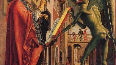 هل الشيطان يستطيع دخول الكنيسة ؟