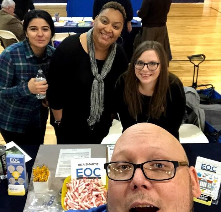 EOC @ the Burleson Works Job Fair: February 2020