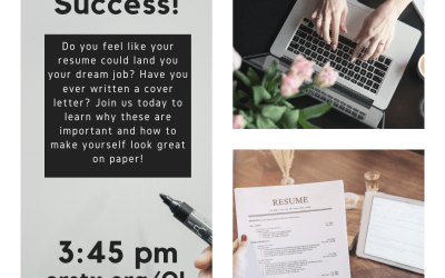 Workshop: Writing for Success