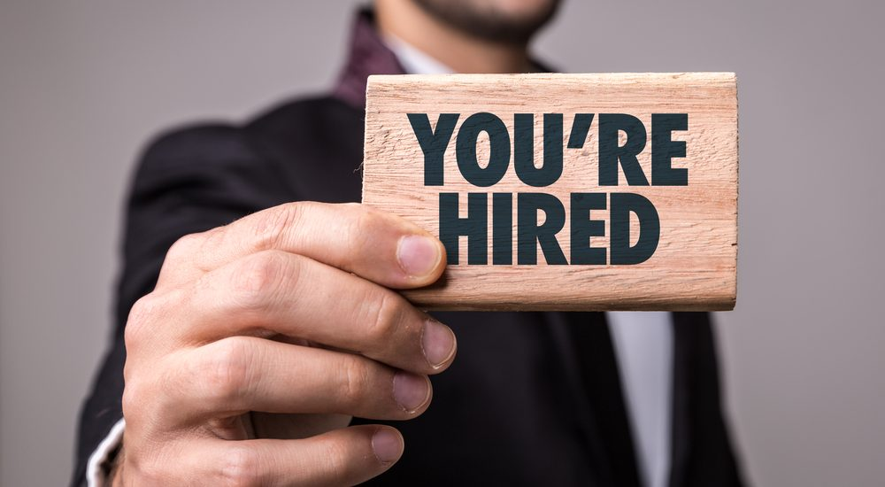 Workshop: You're Hired!