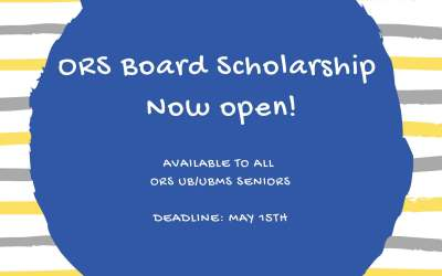 ORS Upward Bound Board Scholarship