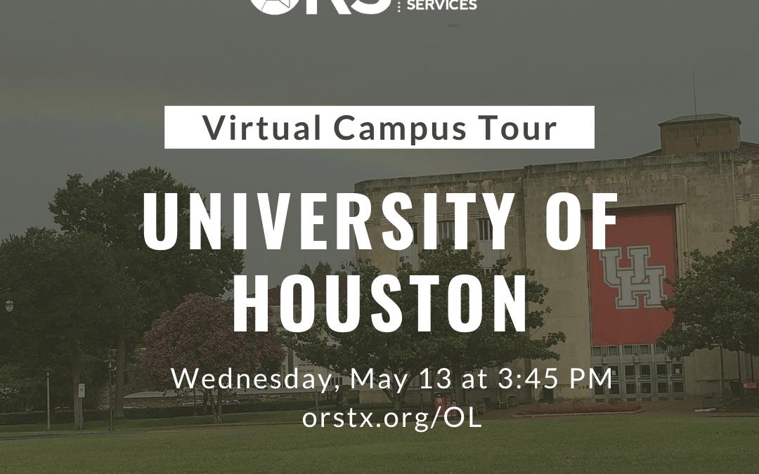 Virtual Tour: University of Houston