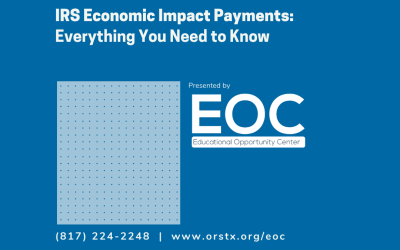 EOC Webinar Series: IRS Stimulus Package