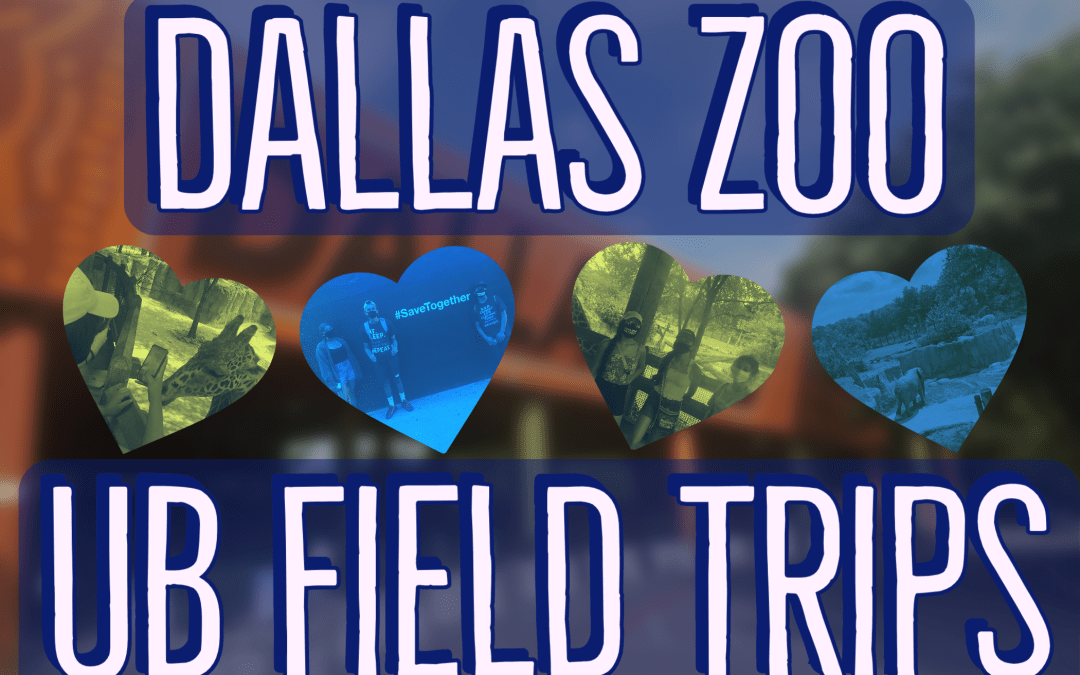 Upward Bound Field Trips: Dallas Zoo